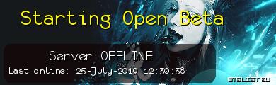Starting Open Beta