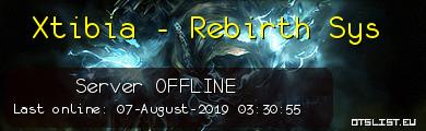 Xtibia - Rebirth Sys