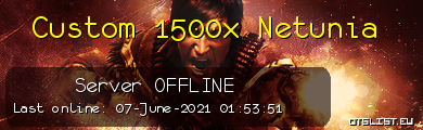 Custom 1500x Netunia