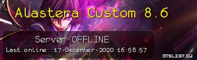 Alastera Custom 8.6