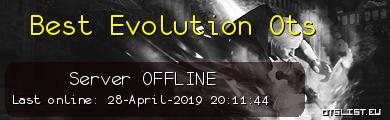 Best Evolution Ots