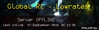 Global Rl - Lowrates