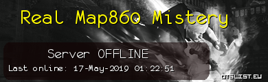 Real Map860 Mistery