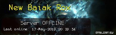 New Baiak Rox
