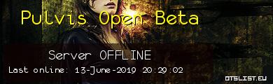 Pulvis Open Beta