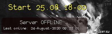 Start 25.08 18-00