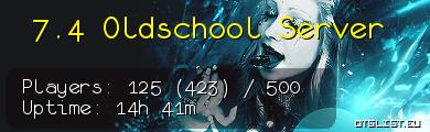 7.4 Oldschool Server