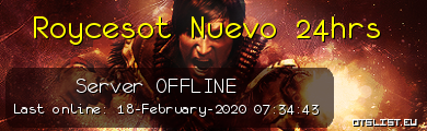 Roycesot Nuevo 24hrs