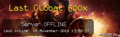Last Global 500x