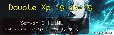 Double Xp 19-10-19