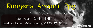 Rangers Arcani Rpg