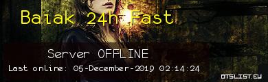 Baiak 24h Fast