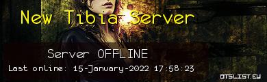 New Tibia Server