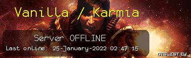 Vanilla / Karmia