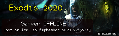 Exodis 2020