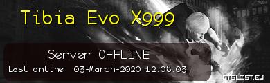 Tibia Evo X999