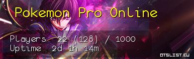 Pokemon Pro Online