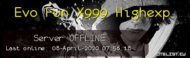 Evo Fun X999 Highexp