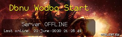 Dbnu Wodbo Start