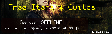Free Itens 4 Guilds