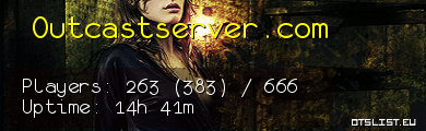 Outcastserver.com