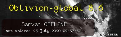 Oblivion-global 8.6
