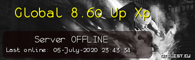 Global 8.60 Up Xp