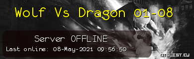 Wolf Vs Dragon 01-08