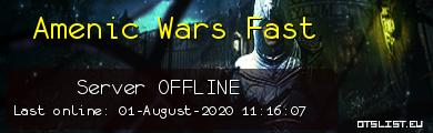 Amenic Wars Fast