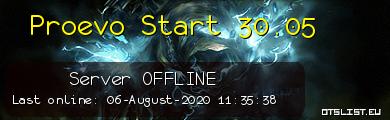 Proevo Start 30.05