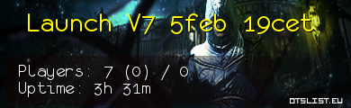 Launch V7 5feb 19cet
