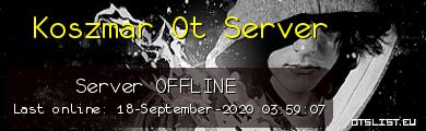 Koszmar Ot Server