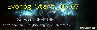 Evorpg Start 10.07