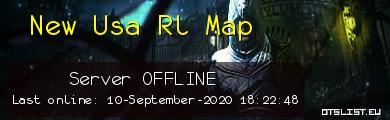 New Usa Rl Map