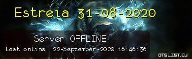 Estreia 31-08-2020
