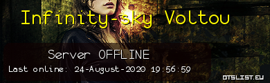 Infinity-sky Voltou