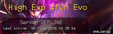 High Exp 4fun Evo