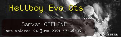 Hellboy Evo Ots