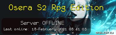 Osera S2 Rpg Edition