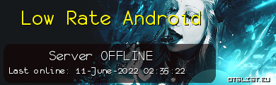Low Rate Android