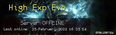 High Exp Evo