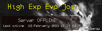 High Exp Evo Join