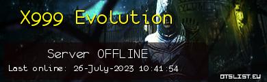 X999 Evolution