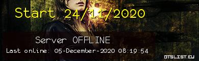Start 24/11/2020