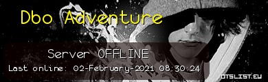 Dbo Adventure