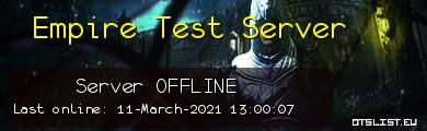 Empire Test Server