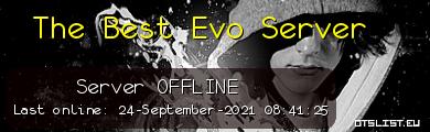 The Best Evo Server