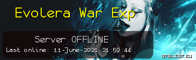Evolera War Exp