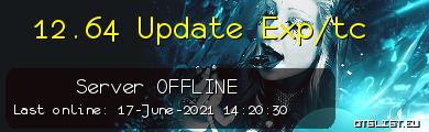 12.64 Update Exp/tc