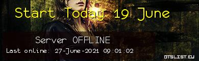 Start Today 19 June